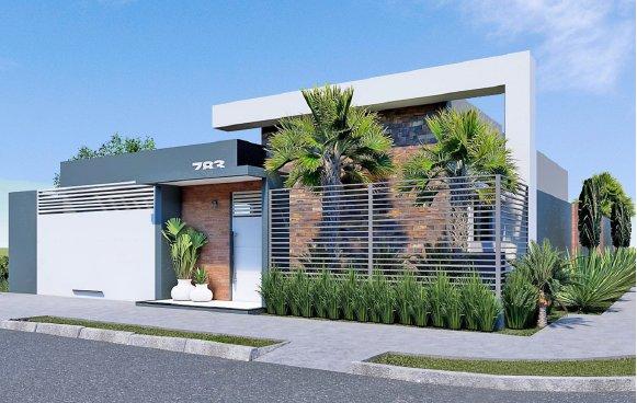 Casa de Esquina  - Classificados - Região News