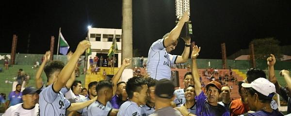 Abertas as inscrições para o Campeonato de Futebol Amador de Sidrolândia