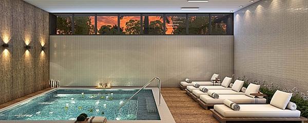 Condomínios apostam em spas modernos e relaxantes, exclusivos para moradores