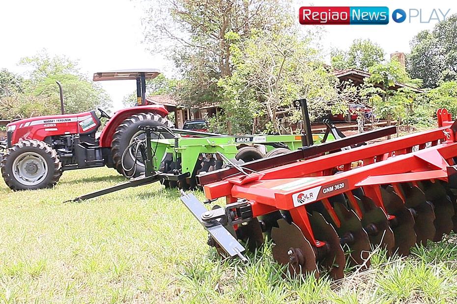 Só após 18 anos, com produção de 2 milhões de abacaxi, Santa Terezinha recebe patrulha agrícola