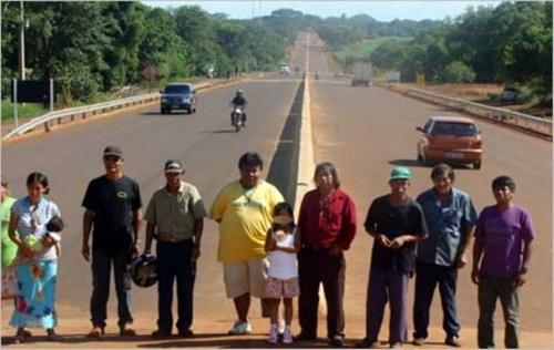 Governador não cumpre acordo e índios prometem fechar rodovia em protestos