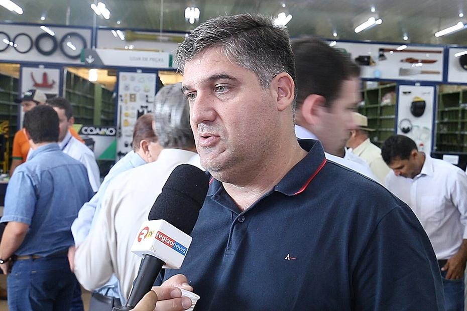 Produtor Paulo Stefanello será eleito quinta-feira presidente do Sindicato Rural