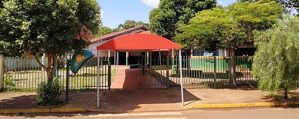 Escola Natália vai passar por reforma emergencial antes do inicio das aulas