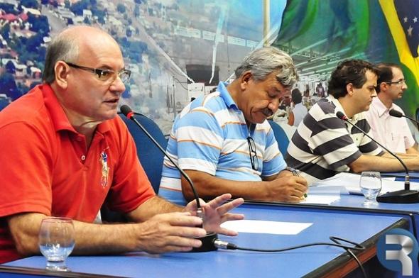 SINDAVES mobiliza trabalhadores com empreendimento imobiliário