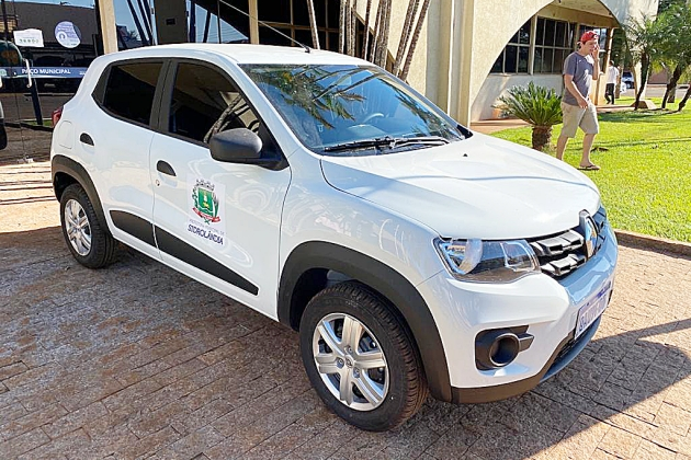 Fundação Indígena recebe veículo zero quilômetro da Prefeitura de Sidrolândia
