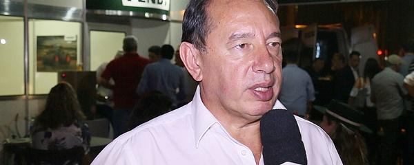 Ramal do gás e contorno, projetos estratégicos que Gerson defende para Sidrolândia