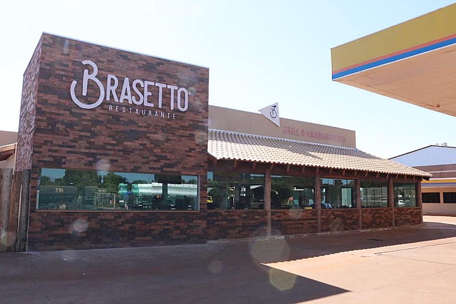 Conceito grill e hamburgueria chega ao circuito gastronômico de Sidrolândia com inauguração da Brasetto