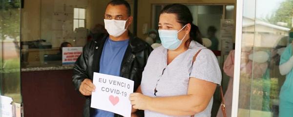 Em Sidrolândia, o número de pessoas curadas da Covid-19 atinge 62%