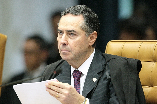 Estado não pode praticar política pública que produza um genocídio, diz Barroso