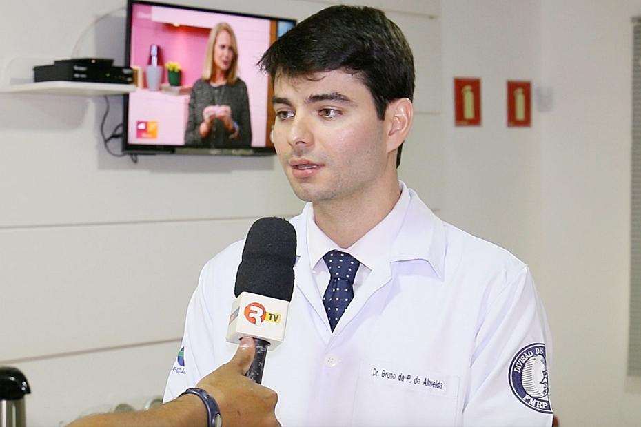 RN fala com o médico urologista Dr. Bruno Almeida sobre a saúde do homem