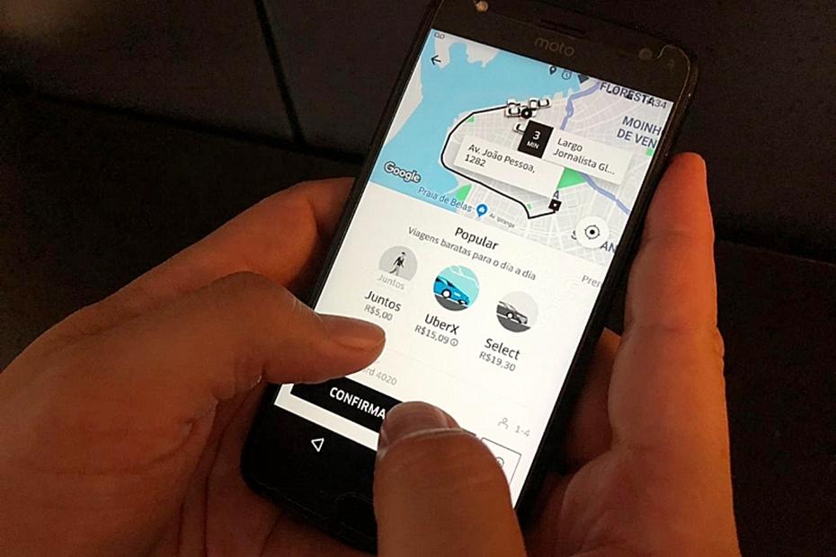 Motoristas tem usado aplicativos para atrair clientes e depois abandonam plataformas