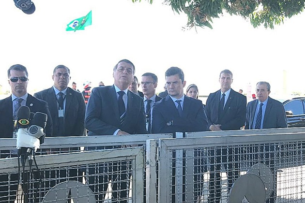 Bolsonaro diz que Coaf pode ser vinculado ao Banco Central para tirar órgão do jogo político