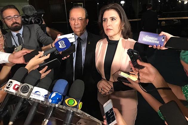 Alcolumbre e líderes cancelam reunião da CCJ sobre Previdência; votação fica para a próxima terça