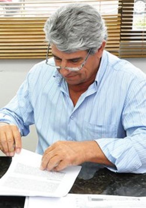 Delcídio viabiliza R$ 500 mil para infraestrutura em Sidrolândia