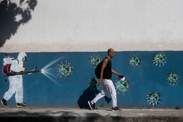 Covid-19: pico de casos no Brasil será no início de julho, diz estudo
