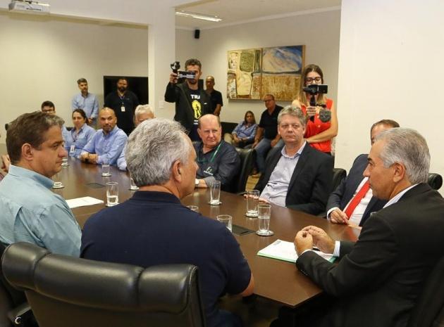 Prefeito acredita que ramal do gás vai atrair investimentos e alavancar industrialização de Sidrolândia