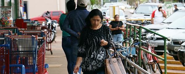 Na véspera do Dia das Mães, 58,8% da população saiu de casa e isolamento ficou em 41,2%
