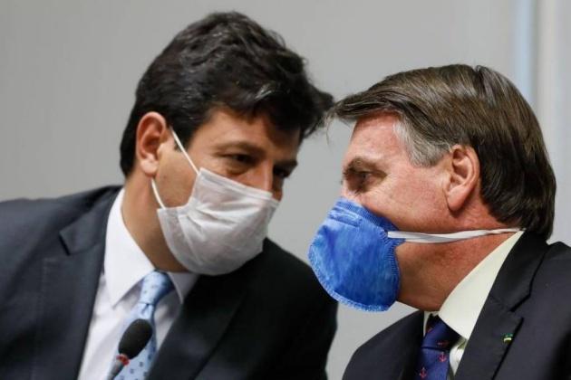 Mandetta deve ser demitido por Bolsonaro hoje; Osmar Terra é o mais cotado