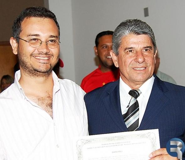 """Daltro oferece """"Secretaria de Assistência Social"""" para atrair metade do PT"""