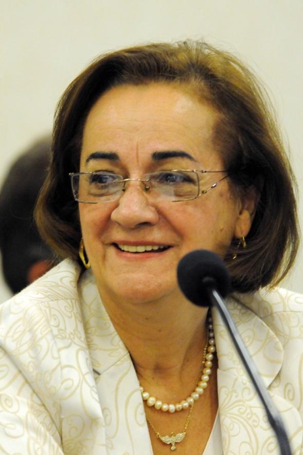 Nilene Badeca é a nova presidente do CONSED