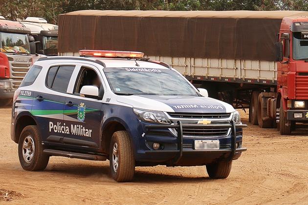 PM de Sidrolândia recebe reforço de viatura e policiais para combater o crime