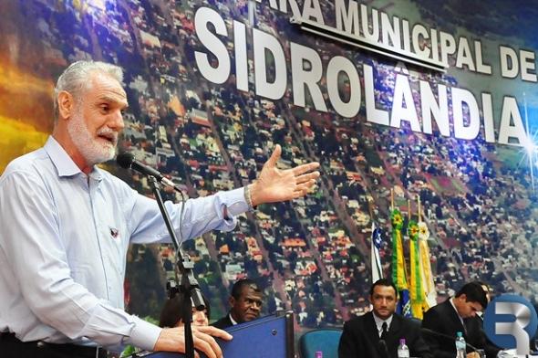 Pedro Teruel reafirma compromisso petista com o presidente da casa