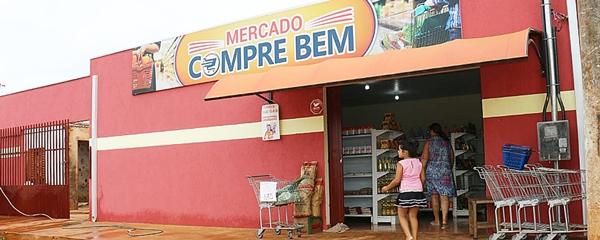 Oportunidade de Negócio: alugue um mercado na Rua Humberto Campos