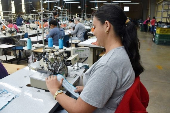 Sidrolândia é o município de MS com maior participação feminina na indústria