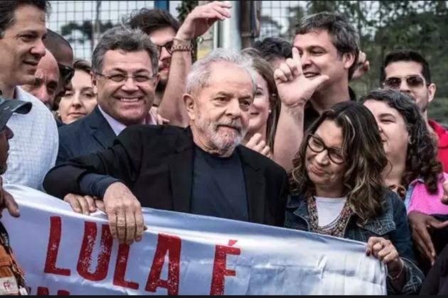 Datafolha aponta que soltura de Lula foi justa para 54% e injusta para 42%