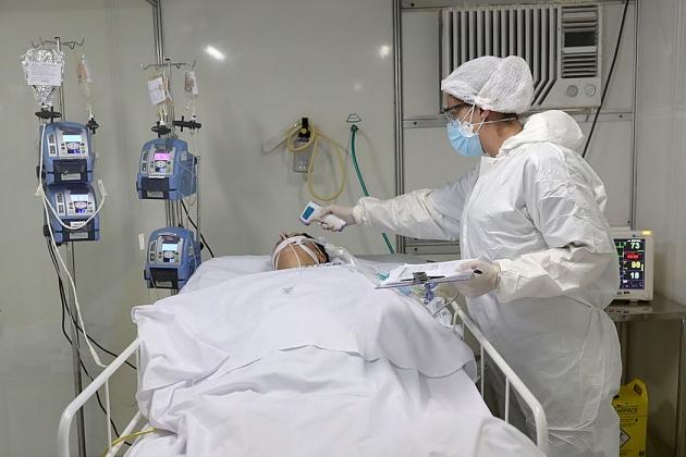 Saúde inclui cloroquina para tratamento de casos leves de covid-19