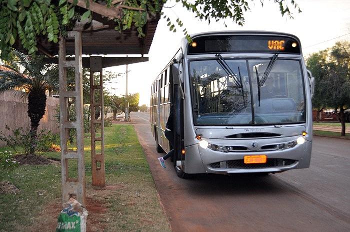 Transporte para Expo Sidrolândia será gratuito e terá horários alternados todas as noites; confira itinerário