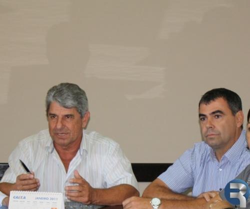 Daltro Fiuza tira férias e Ilson Barbosa assume a Prefeitura de Sidrolândia