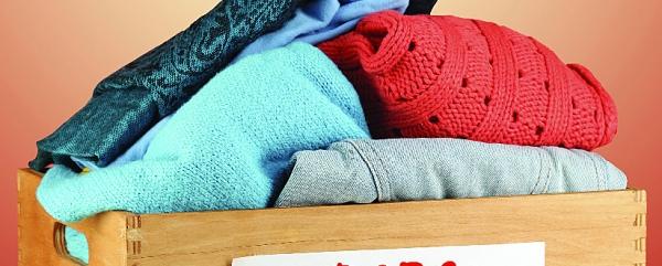 Campanha do Agasalho do Corpo de Bombeiros arrecada roupas e calçados em Sidrolândia