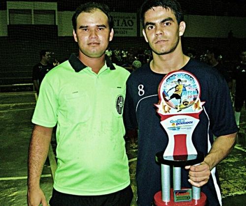 Glória encerra a 1ª Copa municipal masculino
