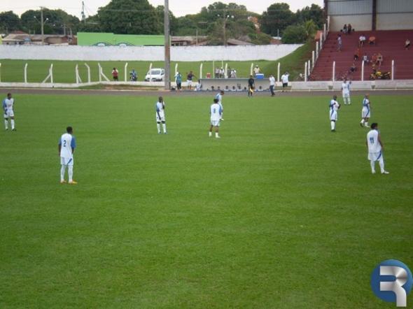 SESI realiza amistoso neste domingo em casa contra o Corumbaense