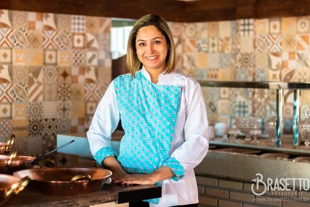 Chef há 19 anos, Fátima Leão comanda o Brasetto que une tradição e inovação