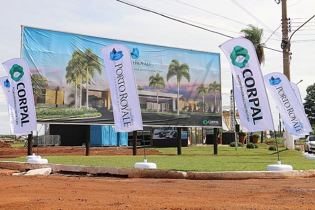 Porto Royale é sucesso de vendas com 80% dos terrenos vendidos no período de três meses