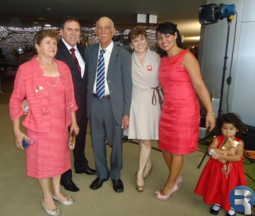 Deputado Federal mais votado de Mato Grosso do Sul, Edson Giroto é empossado