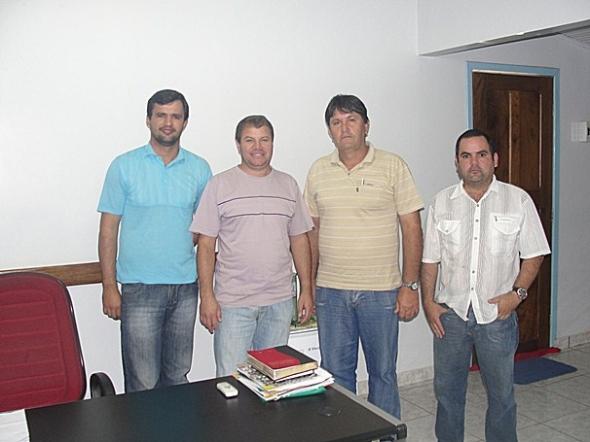 Lideranças Políticas de Paranhos discutem estratégias para eleições 2012