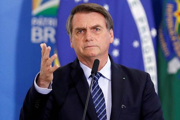 Bolsonaro dá nota 7 ao seu primeiro ano de governo