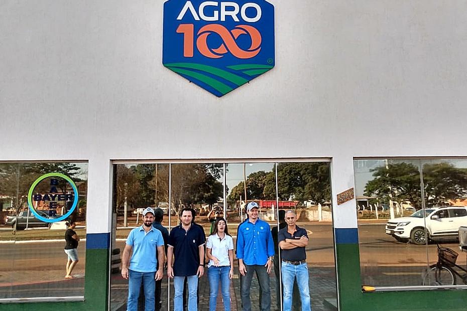 Agro100 inaugura filial de revenda em Sidrolândia nesta quinta-feira