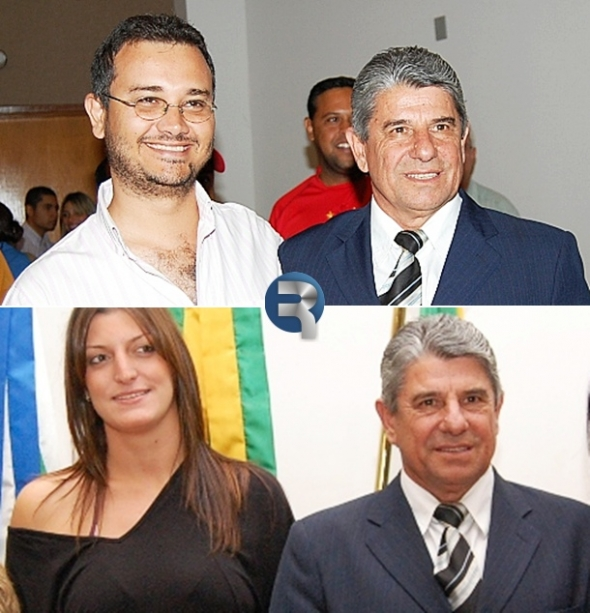 Daltro oficializa indicação de Roberta e Marcio Marqueti para o 1º escalão