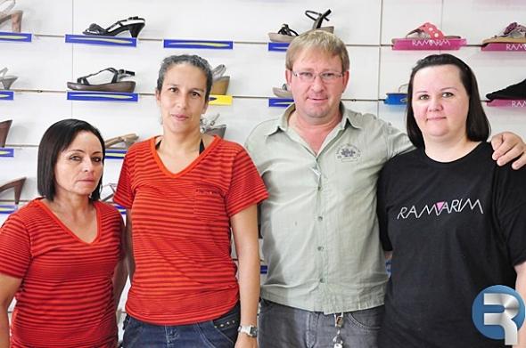 Loja Itaípu completou no mês de março 28 anos de atividades em Sidrolândia