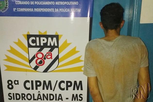 Rapaz baleado no Cascatinha tem 2 condenações e foi denunciado pelo MP por roubo