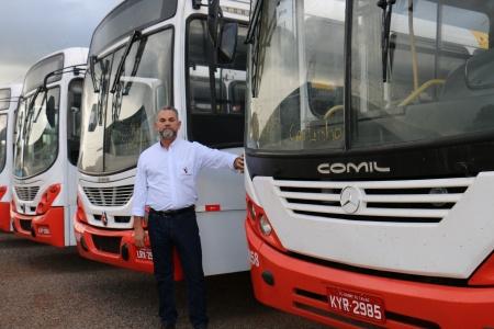 Vacaria dobra número de veículos para atender exigências de decreto no transporte coletivo