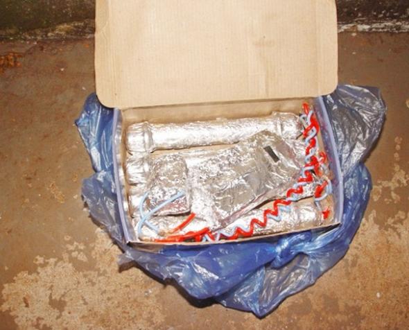Ameaça de bomba interdita área central de Dourados