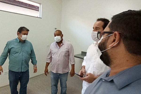 Hospital vai abrir 10 leitos na nova ala para atender pacientes do coronavirus