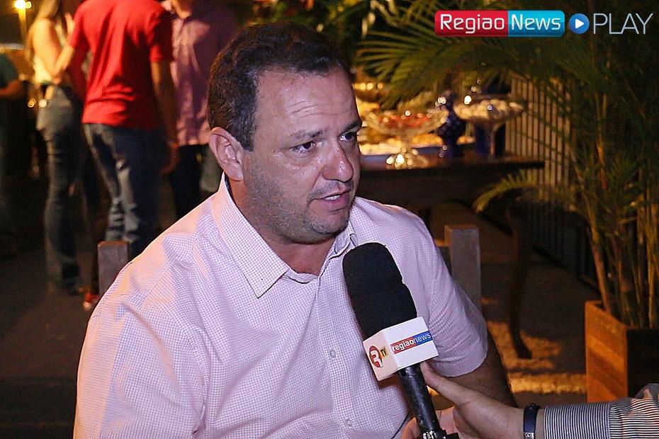 Rogério Menezes anuncia que encerra ciclo no Sindicato Rural e em janeiro será substituído por Paulo Stefanello