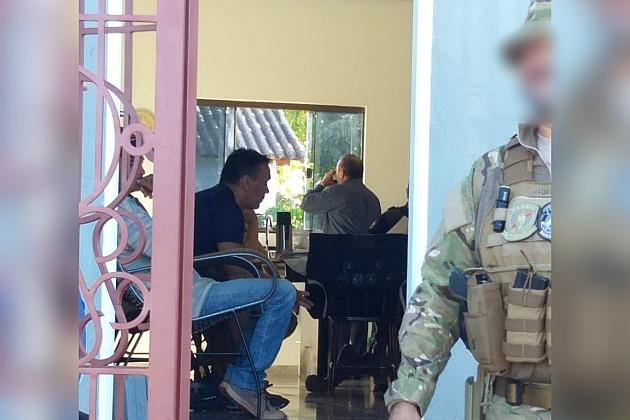 Garras faz busca e apreensão em Sidrolândia no escritório do advogado de Jamil Name
