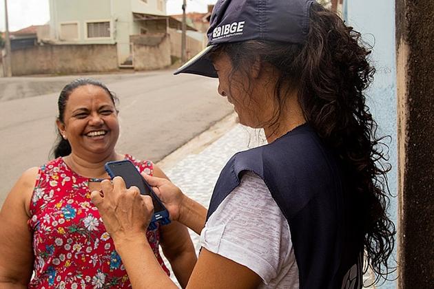 IBGE abre processo para censo com 2.865 vagas para MS